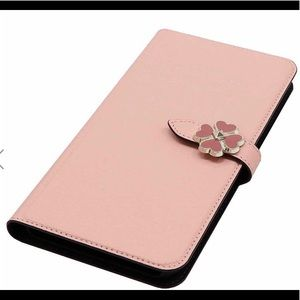 iPhone XR Kate Spade Blush Pink phone case